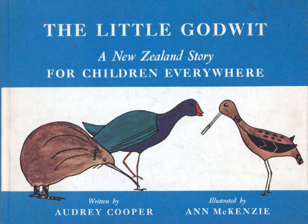 Book cover for The Little Godwit by Audrey Cooper & Ann McKenzie