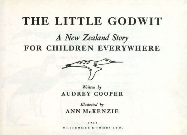 Page 3 of The Little Godwit