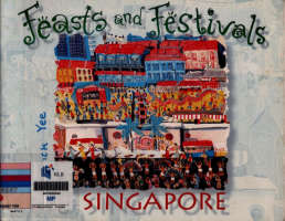 Feasts and Festivals of Singapore - book cover