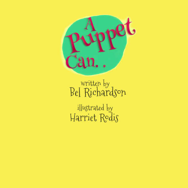 Page 3 of A Puppet Can...