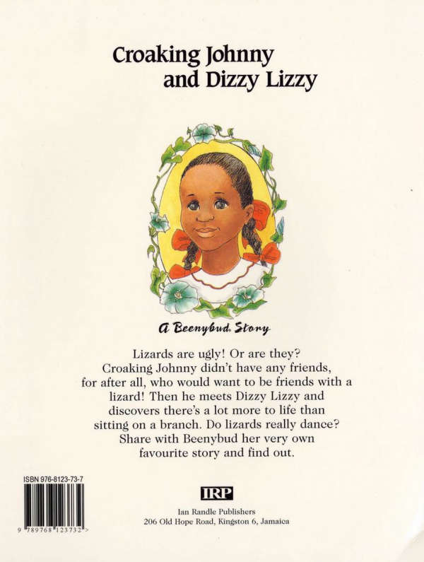 Page 36 of Croaking Johnny and Dizzy Lizzy