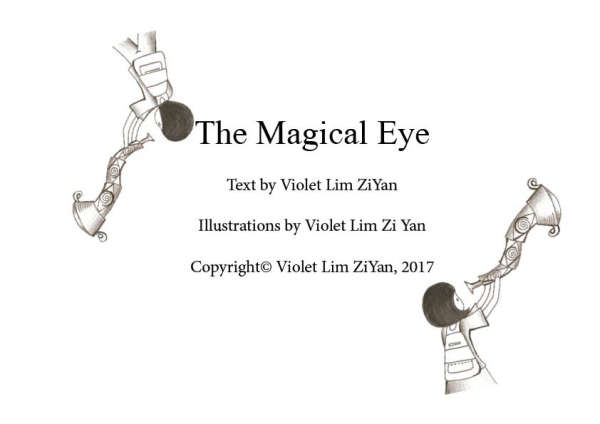 Page 3 of Magical Eye