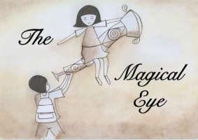 Magical Eye - book cover