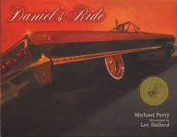 Daniel's Ride - book cover