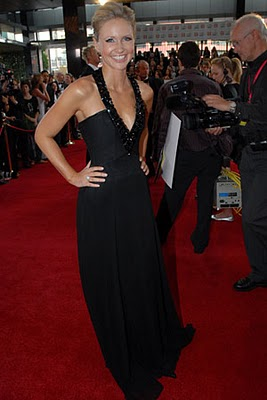 3 Logies Red Carpet