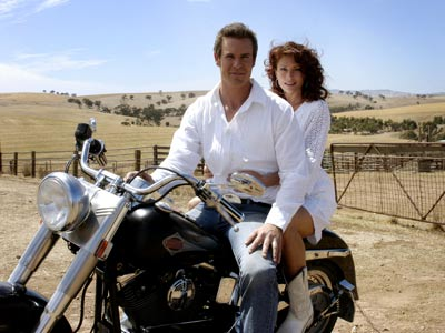 37 McLeods Daughters Alex and Stevie Tie The Knot!