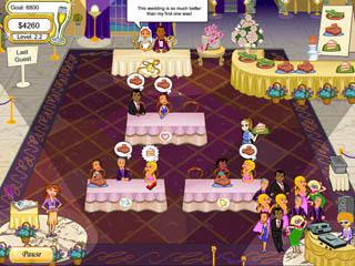311 Playing those wedding games...