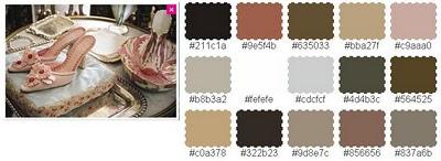 19 Palette Generator Marie Antoinette Style