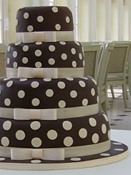 oval spottyweddingfanatic Your Guide To a Polka Dot Wedding