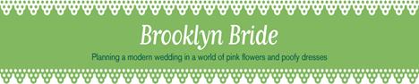 bklynbride header Blog Showcase: My Helping Hands