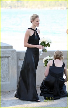 kate bosworth wedding 03 Kate Bosworth Becomes A Bridesmaid