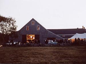 barn A Barn Good Wedding