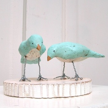 bluebirdweddingcaketopper
