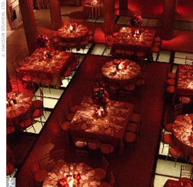 copperround ABC Of Weddings: T Is For Tables