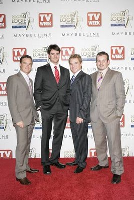 hotguys slide9 Logies Red Carpet