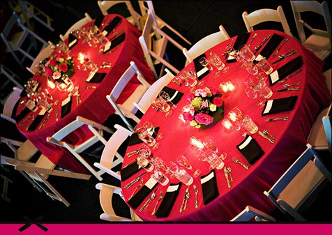 tristaleritroundtable ABC Of Weddings: T Is For Tables