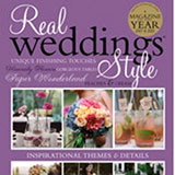 """Real Weddings Style Annual 2010 """"A Paper Wedding"""" September 2010"""
