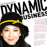 Dynamic Business June 2011 'For Love and Money: Blogging' June 2011