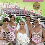"Real Weddings Winter 2010 ""Secret Garden Inspiration"" June 2010"
