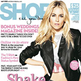 """Shop Til You Drop Magazine May 2010 """"6 of The Best Parsimonious Bridal Blogs"""" April 2010"""