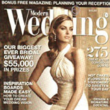 "Modern Wedding Magazine  Winter 2009  ""Tips For Designing A Stunning Inspiration Board"""