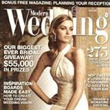 "Modern Wedding Magazine  Winter 2009  ""Tips For Designing A Stunning Inspiration Board"""