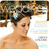 """Eco Beautiful Weddings Spring 2010 """"The Green City Guide: Sydney"""" March 2010"""