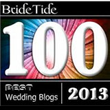 Top Wedding Blogs 2013