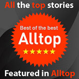 Featured on Alltop Weddings