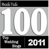 Top Wedding Blogs of 2011