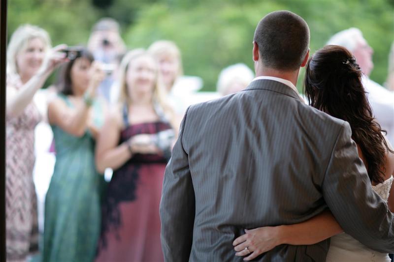 06br9583 Lea and Matt The Celebration
