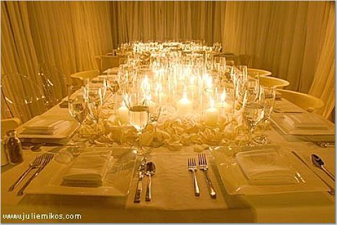 47b6d72 A Decorated Wedding Candles