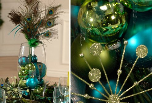 Baubles: A Decorated Wedding | Polka Dot Bride