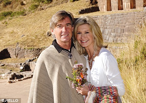 olivianewton The 2008 Wedding Countdown