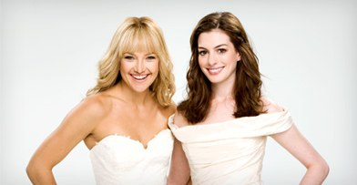 bridewars official movie website Movie Review: Bride Wars