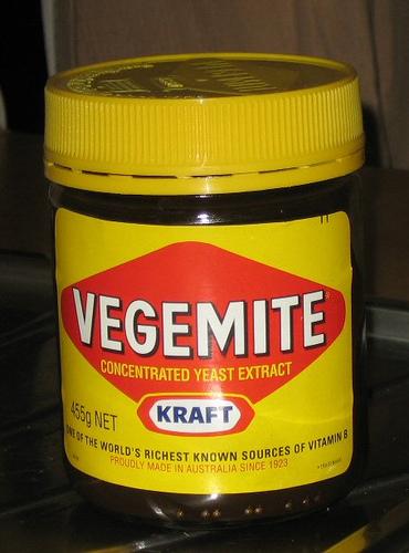 vegemite Happy Australia Day!