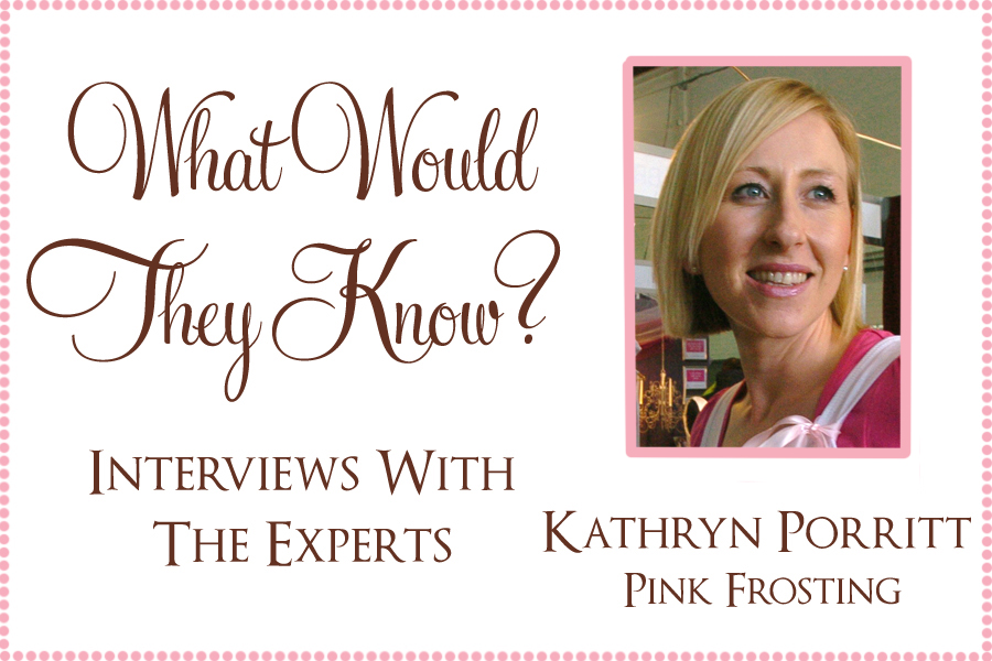 wwtk kathryn pink frosting What Would They Know? Kathryn of Pink Frosting