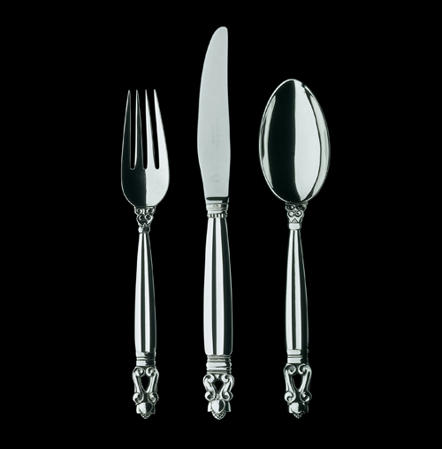 acorn cutlery The Magic Of Georg Jensen