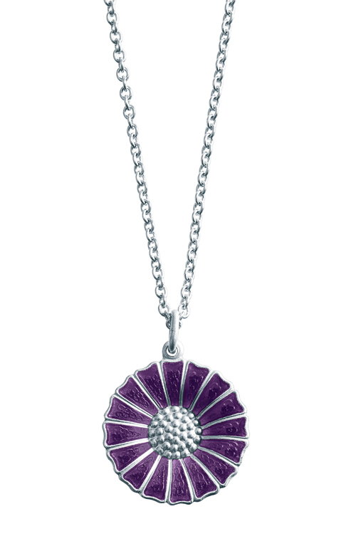 daisy purple The Magic Of Georg Jensen