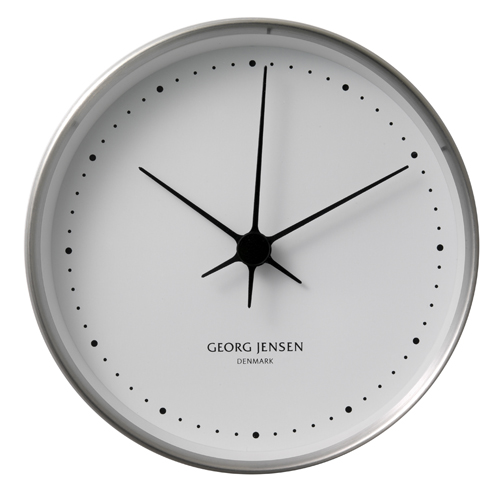 goerg jensen clock The Magic Of Georg Jensen