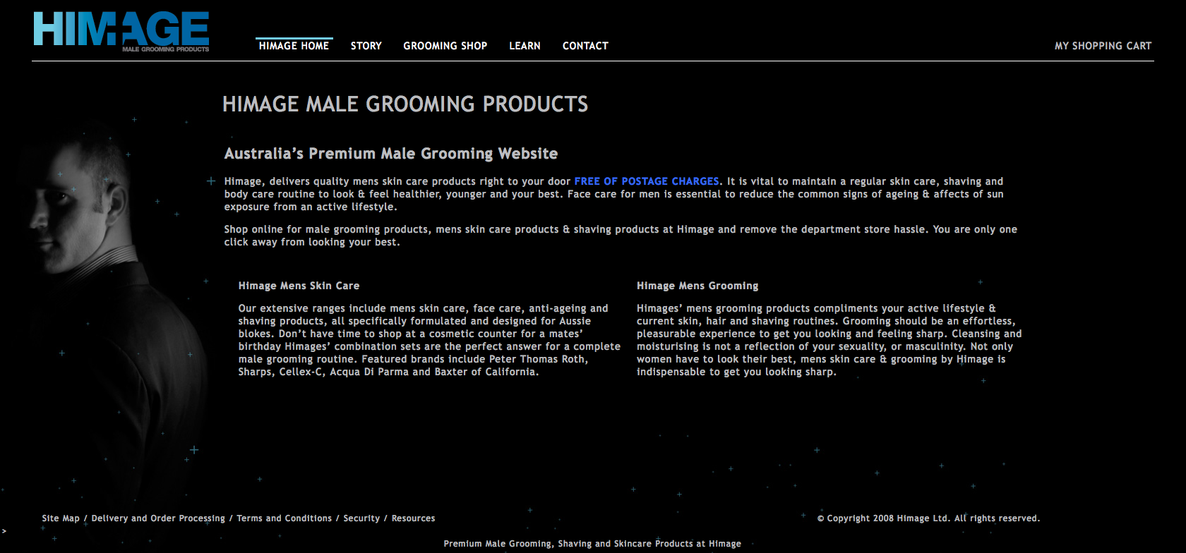 mens grooming shaving products male skincare himage himage home 1234928706782 What Would They Know? The Himage Boys