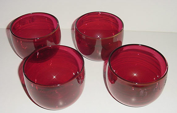 mvc 005s3 Radiant Ruby Glass
