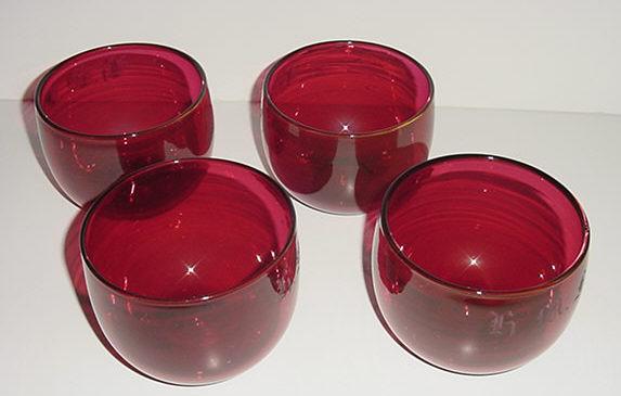 mvc 005s3 Radiant Ruby Glass