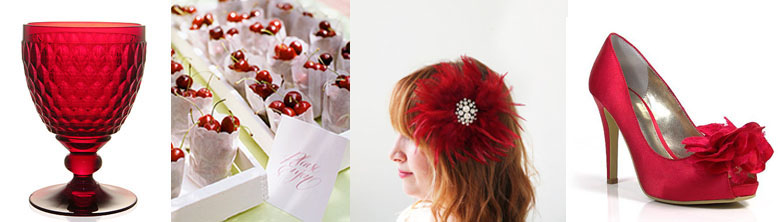 cherry-red-inspiration-board