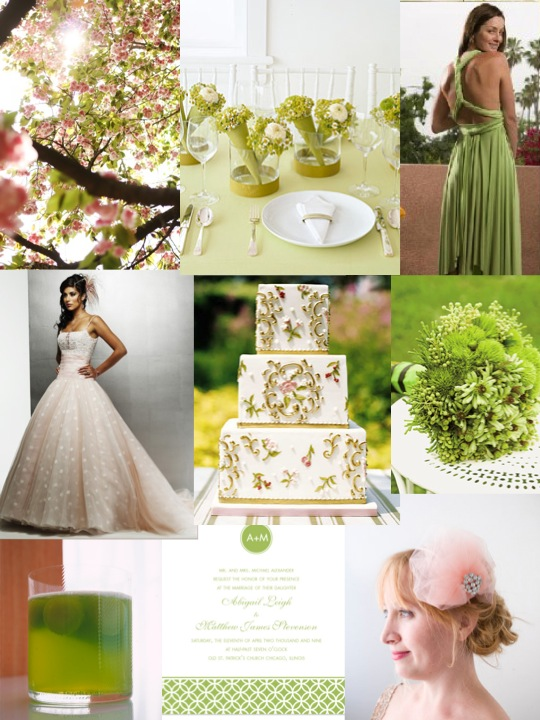 greenandpinksoiree Allisons Green & Pink Soiree