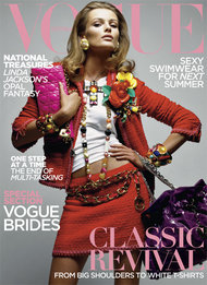 vogue australia invogue magazine cover On Sale Now May 12th 2009