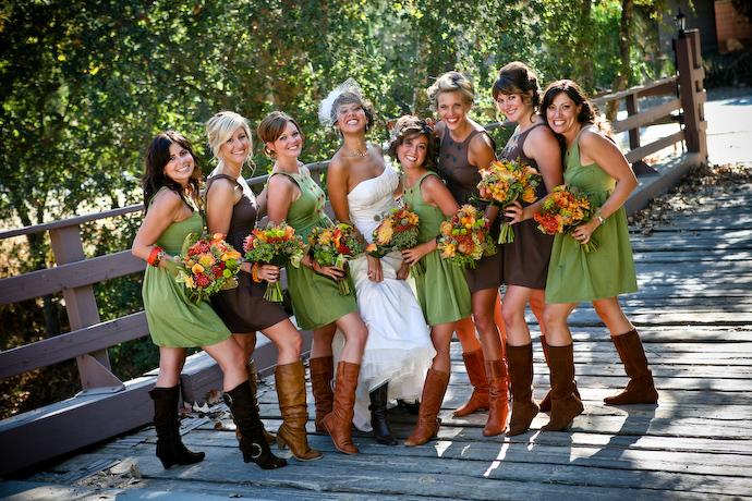 w adamhope 011 Mismatched Bridesmaids