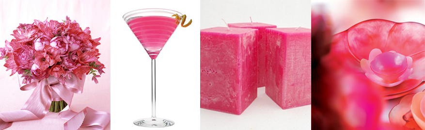 hot pink inspiration board Creative Colour Hot Pink