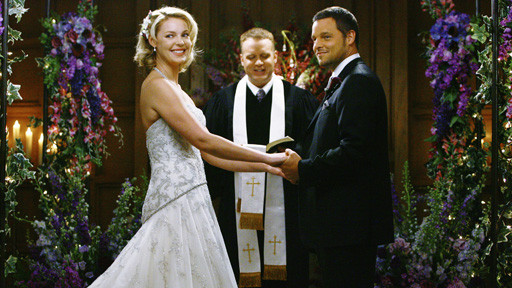 42 Now Or Never A Greys Anatomy Wedding