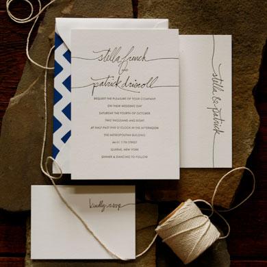 handwritinginvite Linda and Harriet